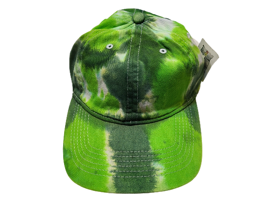 Green Ball Cap