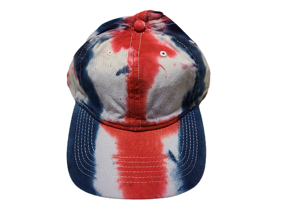 Red White and Blue Ball Cap