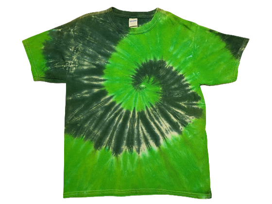 Kid's Large Two Spiral Shirt