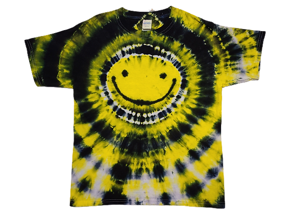 Kid's Large Happy Face Shirt