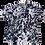 Thumbnail: Make a Single-color Mottled Peace Sign Shirt