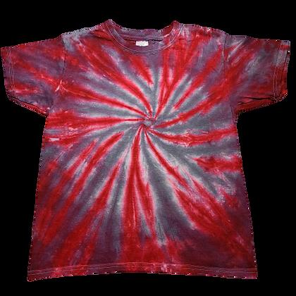 Kid's Small Burst Spiral Shirt