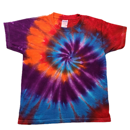 Kid's Extra Small Classic Spiral Shirt