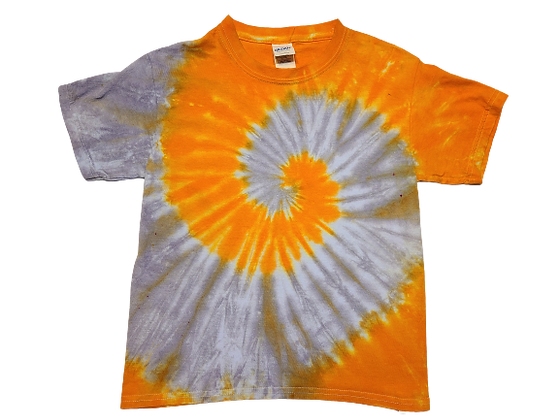 Kid's Small Two Spiral Shirt