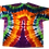 Thumbnail: Adult 2XL Multi-Color Peace Sign Shirt