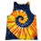 Thumbnail: Adult Size XL Tank Top with Three Colors in Two Spirals