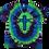 Thumbnail: Adult Medium Cross Shirt