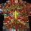 Thumbnail: Make a Cross Shirt with Mottled Colors