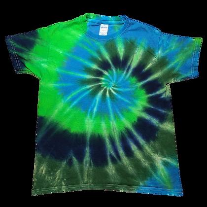 Kid's Medium Classic Spiral Shirt