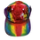 Thumbnail: Rainbow Colored Ball Cap