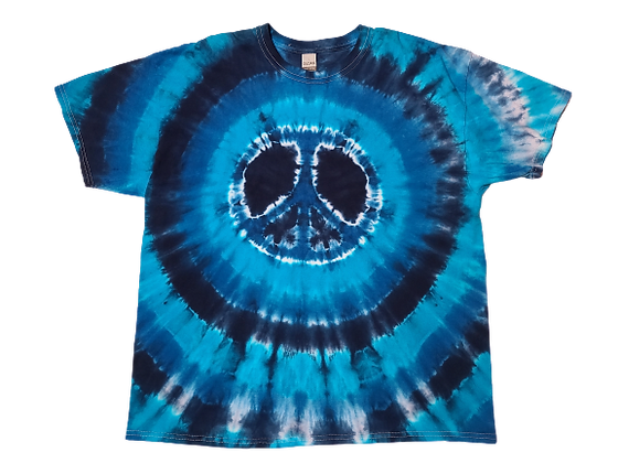 Adult XL Peace Sign Shirt