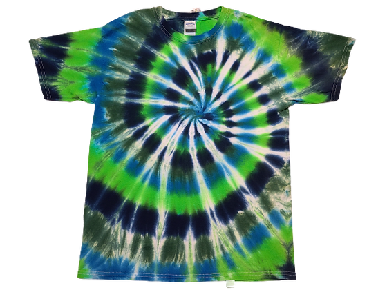 Kid's XL Four Color Classic Spiral Shirt