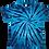 Thumbnail: Adult Medium Two Color Burst Pattern Shirt