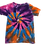 Thumbnail: Toddler 2T Four Color Two Spiral Shirt