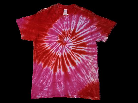 Make A Two Spiral Pattern Shirt