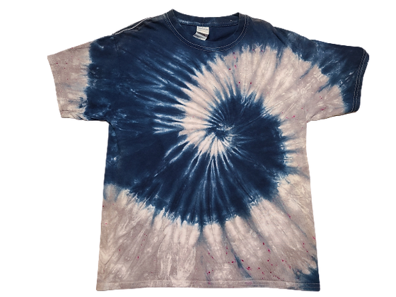 Kid's Large Two Spiral Shirt