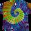 Thumbnail: Make A Kid's Four Color, Two Spiral Pattern Shirt