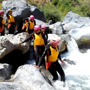 Body Rafting - Gole Alcantara