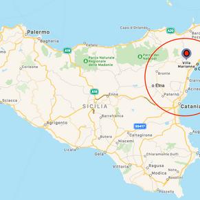 #Map #Sicily #villamarianna_countryhouse