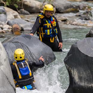 Body Rafting alle Gole Alcantara