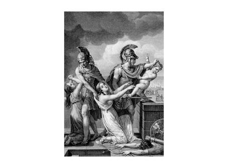 Euripides' Trojan Women and Feminism by Reyna Jani
