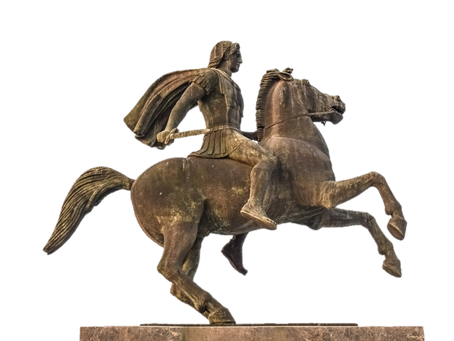 'Philalexandroi' – the lovers of Alexander the Great by Meg Finlayson