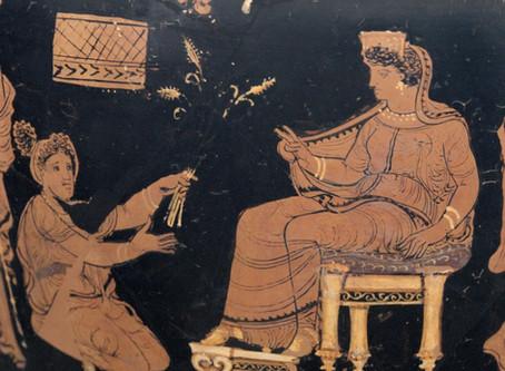 The Eleusinian Mysteries by Zarifah Nawar