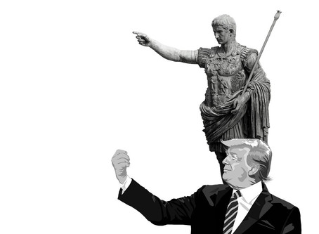 Are we living through the fall of the modern Roman Republic? by Harry Ferrigno