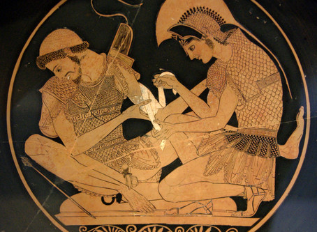Achilles and Patroclus: The erasure of LGBT+ History by Reyna Jani