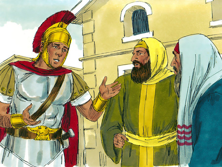 Homosexuality in the Bible: The Centurion's Servant by Isabella Green