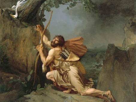 Sophocles' Philoctetes: Trauma and Morality of War by Megan Finlayson