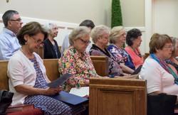 Choir Sitting