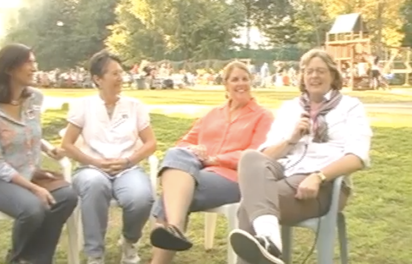 Donna Tozer, Cathy Strakosch, Sarah Sloa