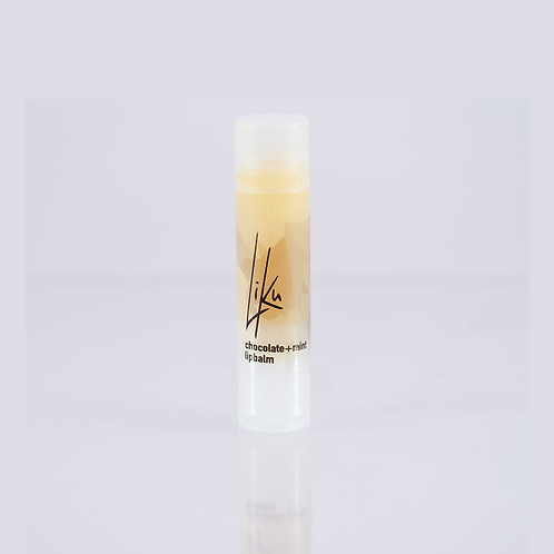 Liku Chocolate-Mint Lip Balm