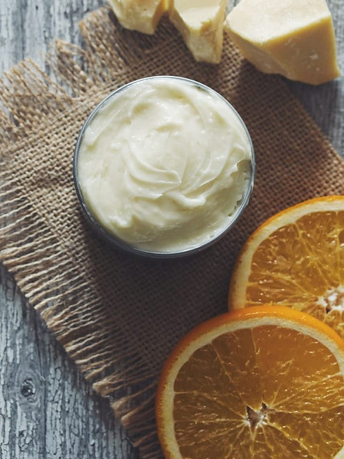 Fluffy Buttah Moisturizing Body Butter