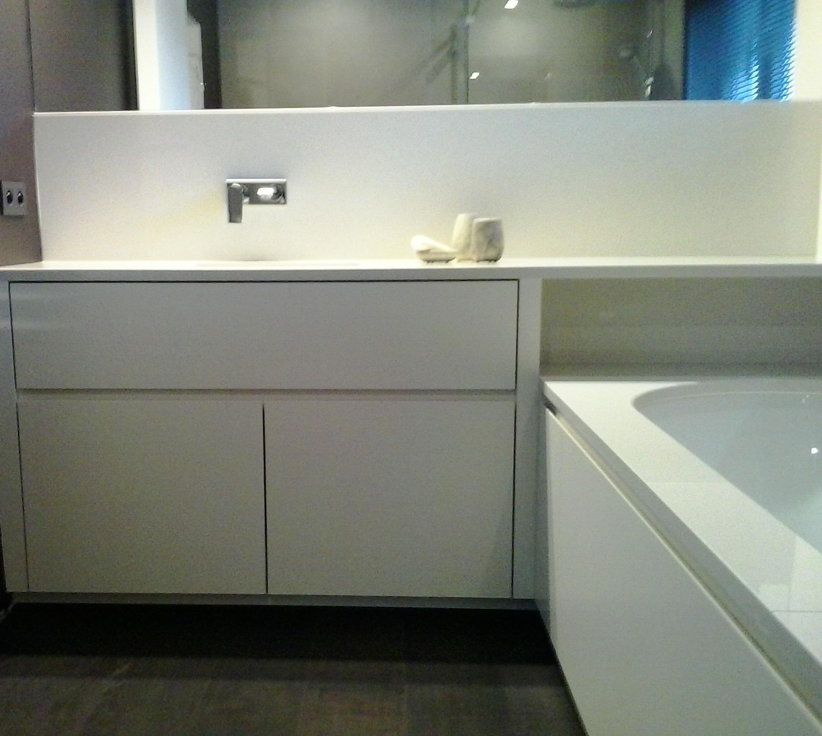 Badkamer tijdloos modern