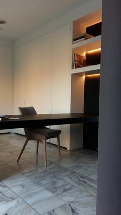 Moderne bureauinrichting