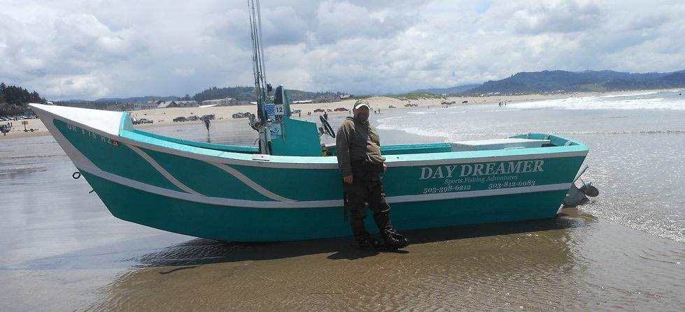 DD Sportfishing Dory Fishing Fleet