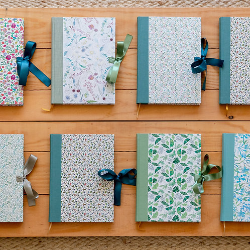 Cuadernos estampados