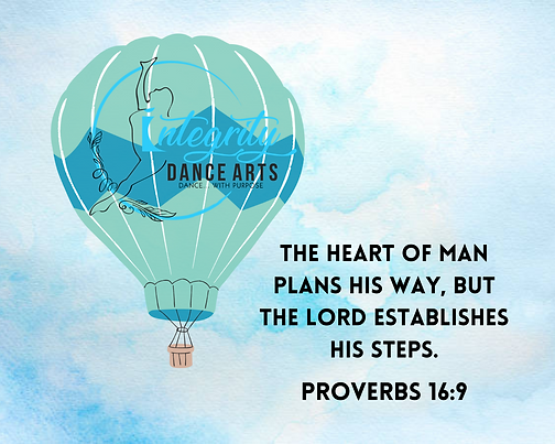 The heart of man plans his way, but the