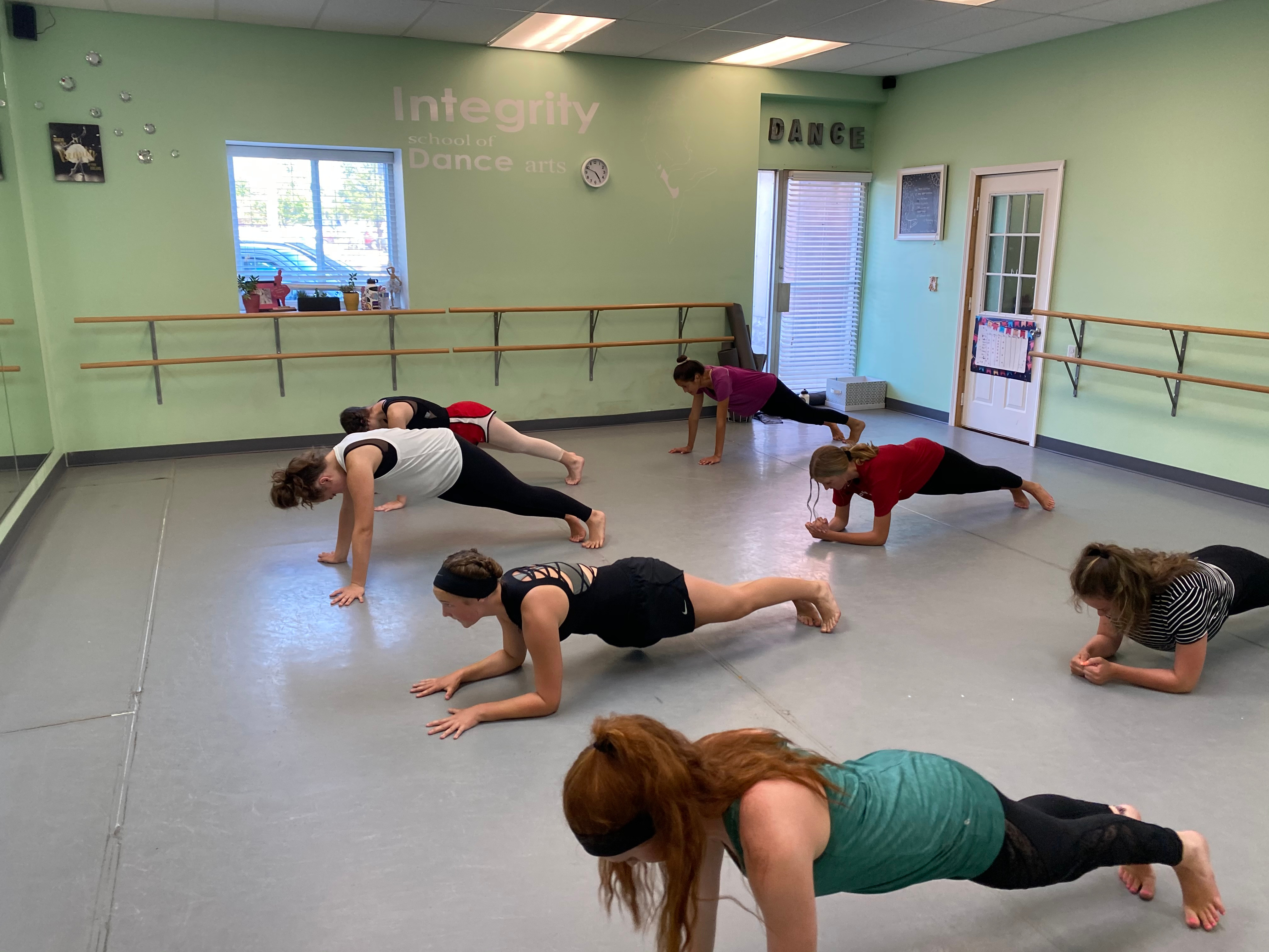 Strength & Flexibility 2 (Ages 12+)