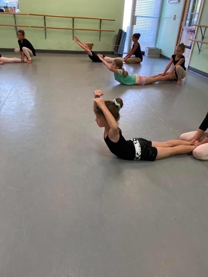 Strength & Flexibility 1 (Ages 6-11)