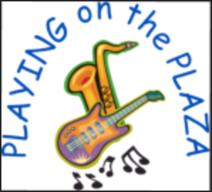 Playing on the Plaza