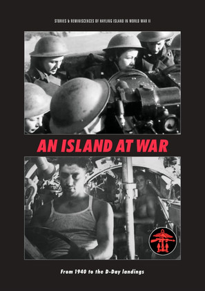 AN ISLAND AT WAR - Published
