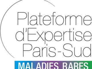 Un nouveau partenaire institutionnel : la plateforme expertise maladies rares des hôpitaux Paris-Sud
