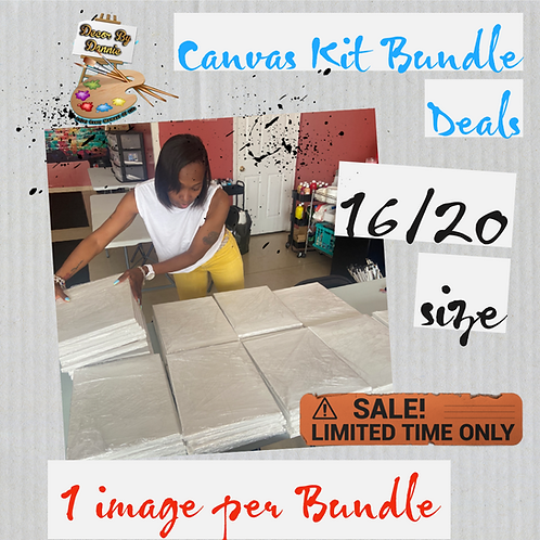 16/20 Bundle Deal of 10 kits
