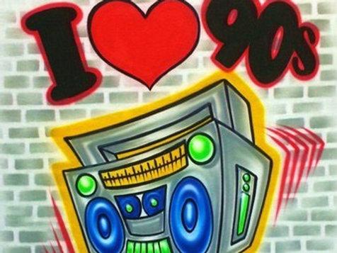 I ❤️ 90's Music