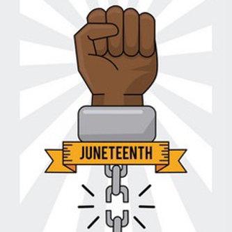 Juneteenth #3 size 16/20