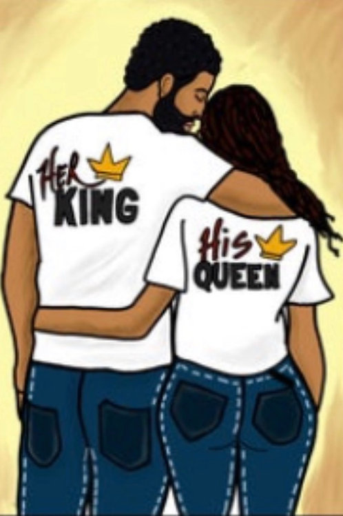Her King His Queen