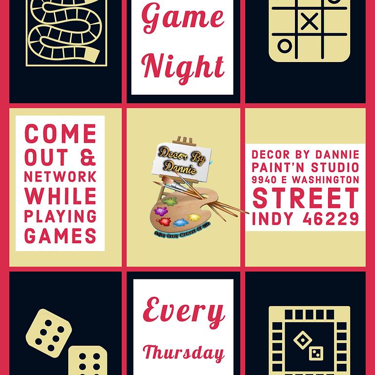 Entrepreneur Game Night